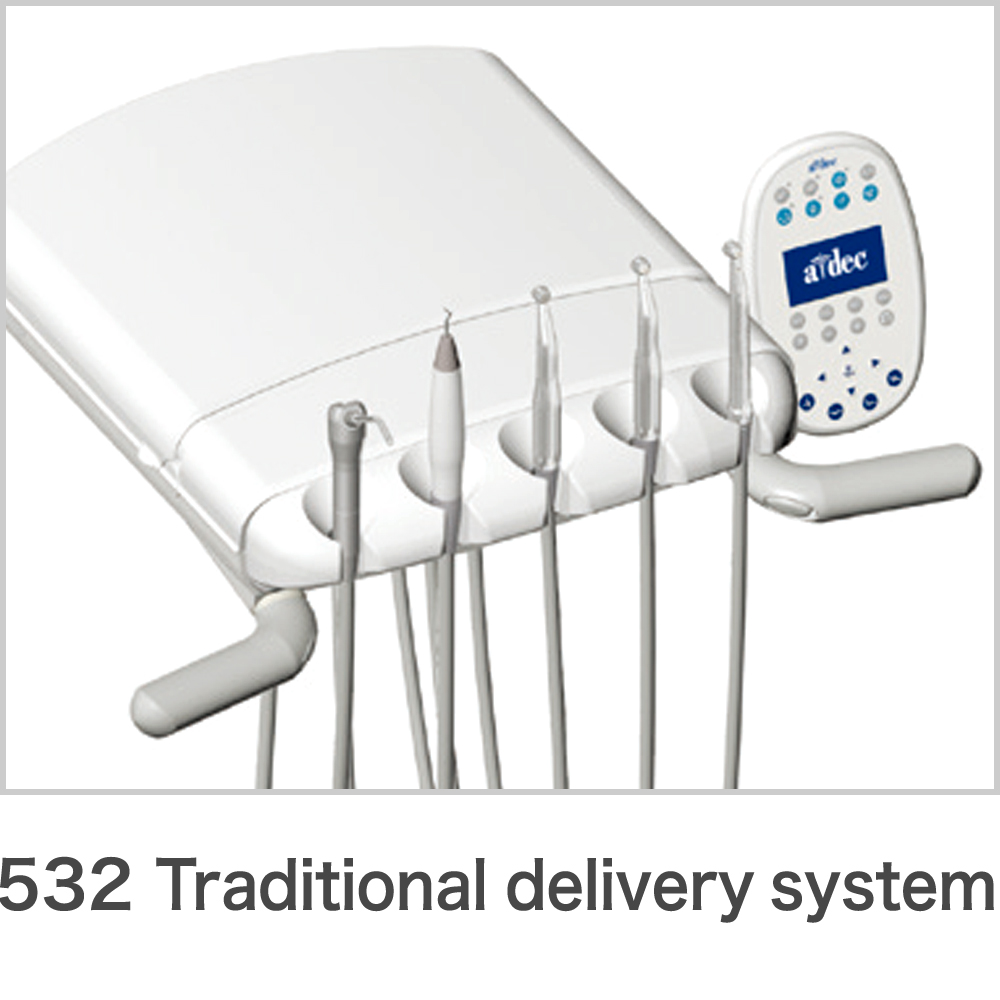 532 Traditional delivery system