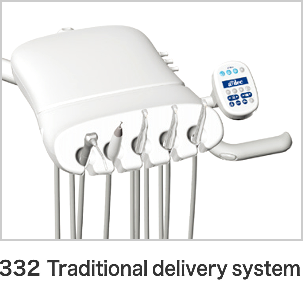 332 Traditional delivery system